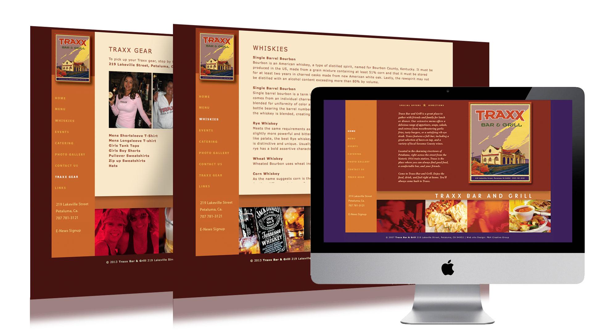 Website U0026 Menu Design